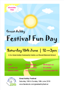 Great Ashby Festival Fun Day